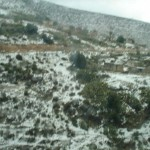 Real de Catorce nieve 5 150x150 Cae Nieve en Real de Catorce