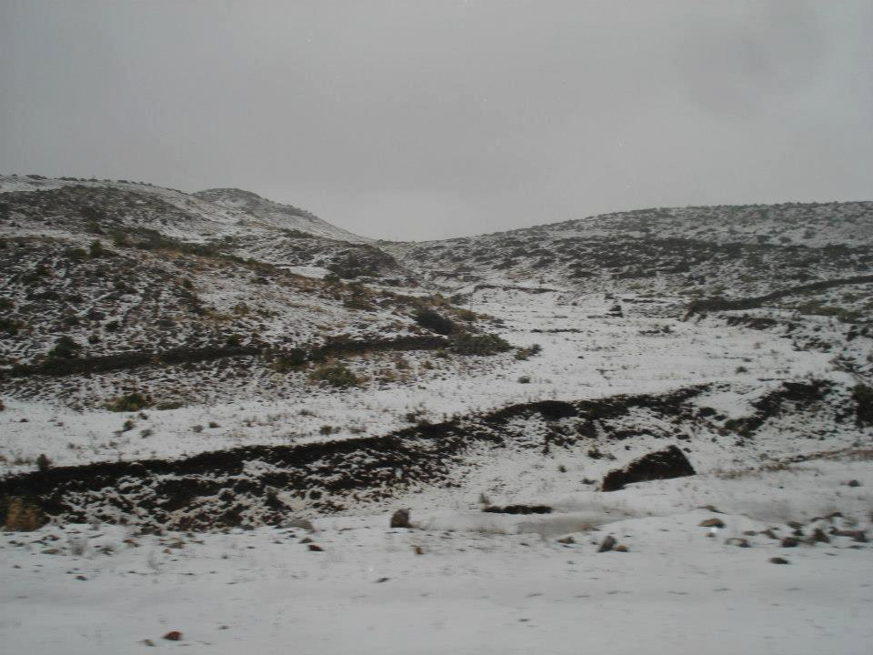 Real de Catorce nieve 7