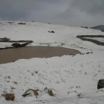 Real de Catorce nieve 9 150x150 Cae Nieve en Real de Catorce