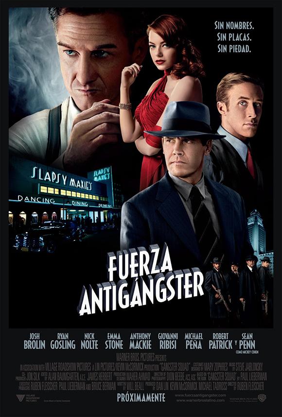 Fuerza Antigangster [2013]  [Dvdrip] [Español Latino]