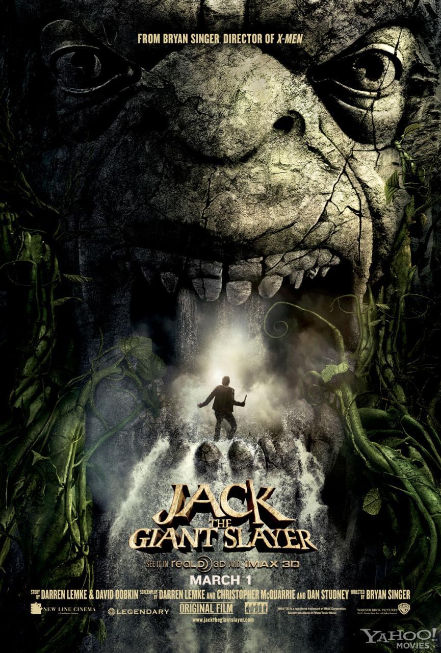 Jack el caza gigantes for Cama gigantes