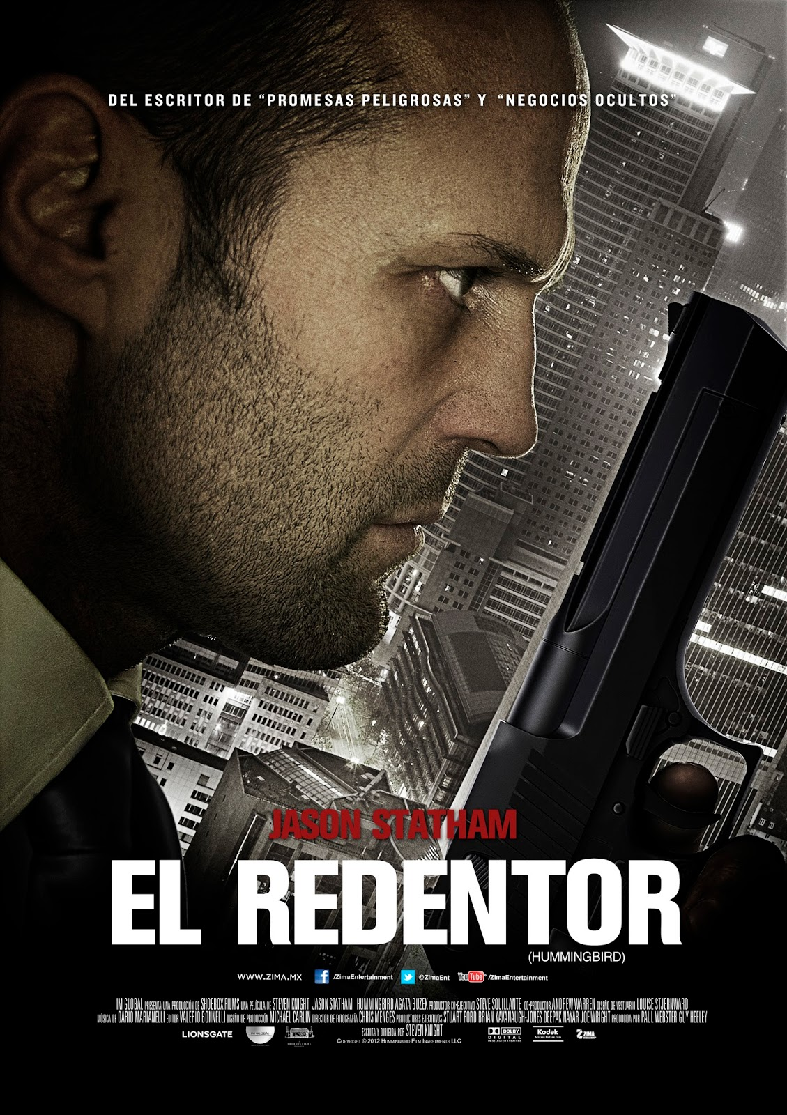 El Redentor [2013] [Dvdrip] [latino] [1 Link]