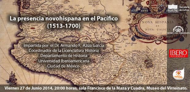 La presencia novohispana en el Pacífico  @ Museo del Virreinato | San Luis Potosí | San Luis Potosí | México