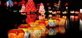 """""""La Lantern"""" Festival Internacional de luz en el Centro de Convenciones"""