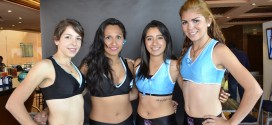 Se presento el juego de estrellas Football Americano Femenil en SLP