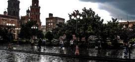 lluvia en san luis potosí
