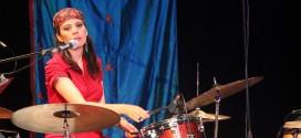 Karina Colis se presentó en el Auditorio Rafael Nieto