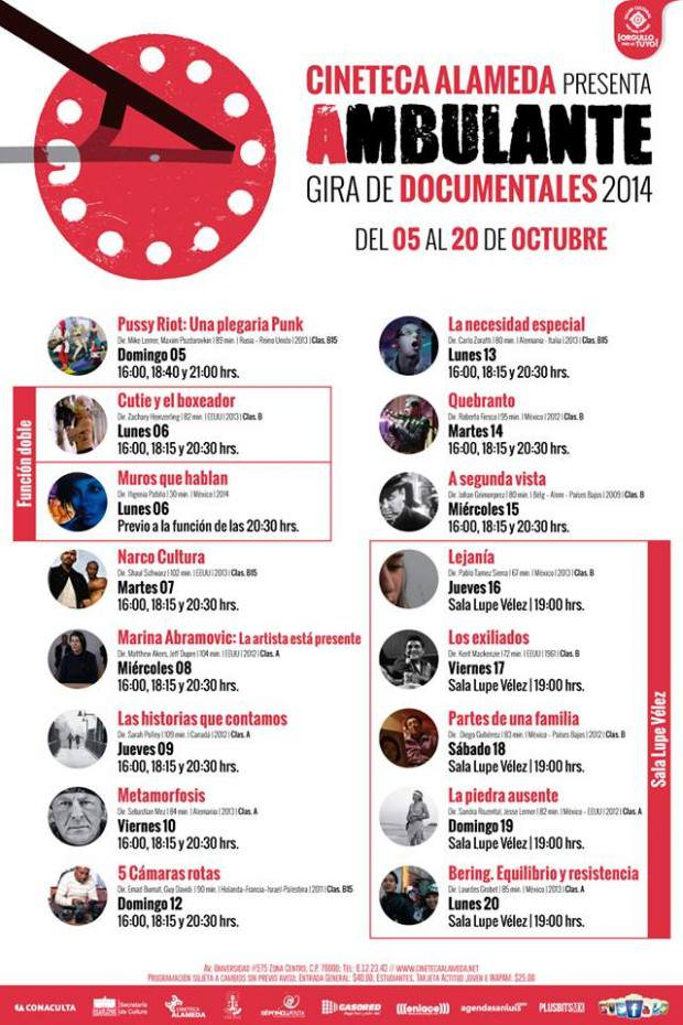 Cine Ambulante 2014