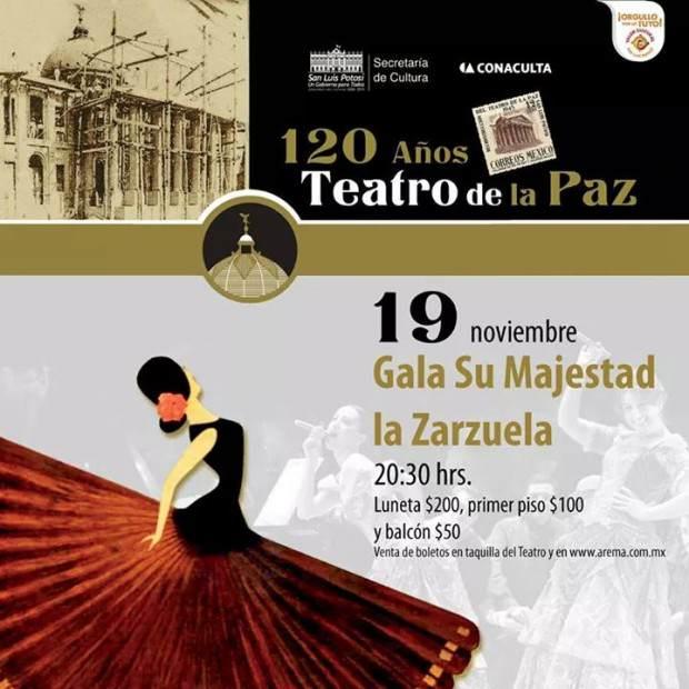 Gala su Masjestad Zarzuela