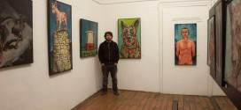 Antonio Tercero maestro del Instituto Potosino de Bellas Artes  presenta exposición en Toluca.