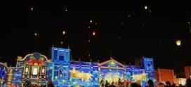Terminan detalles para la Fiesta de Luz invierno 2014