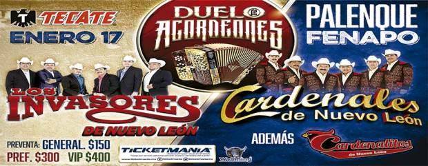Duelo de acordeones