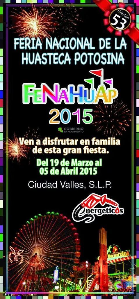 FENAHUAP 2015