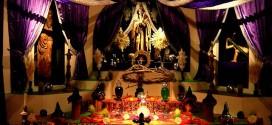 Exponen altares de dolores en recintos culturales