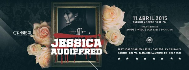 Jessica Audifred @ Cannibal Club