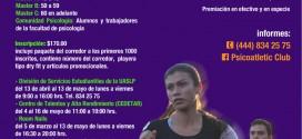 UASLP invita a participar en la carrera atlética 10k Corriendo con Pasión.
