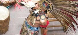 Taller de Teatro y Danza Prehispánica en el Museo de la Máscara