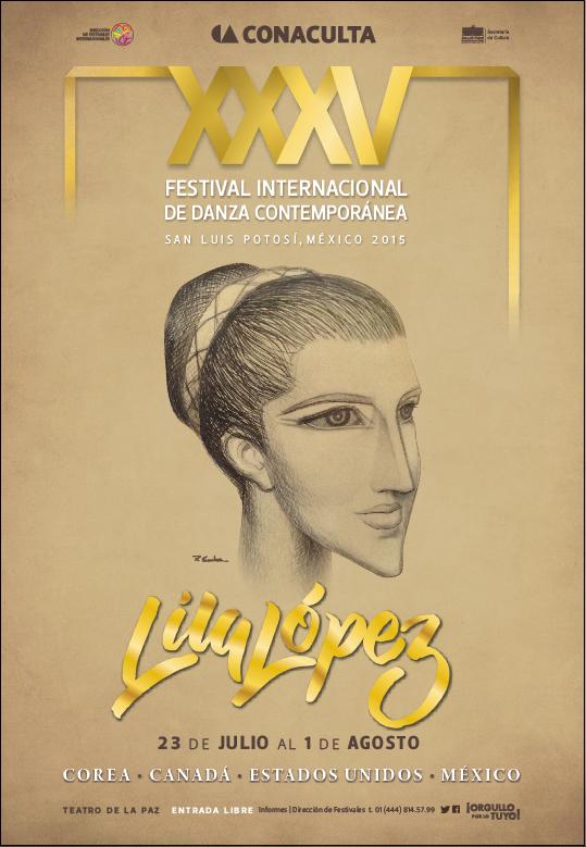 XXXV Festival Lila López
