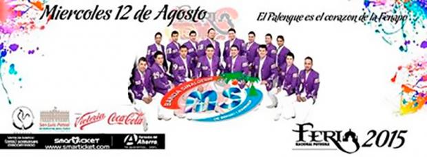 Banda MS Fenapo 2015