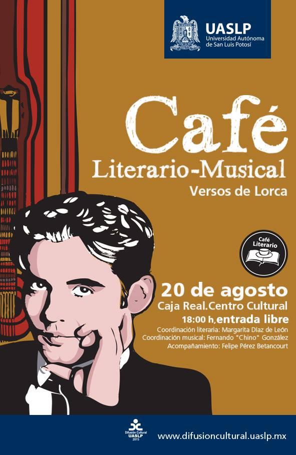 Café Literario Musical