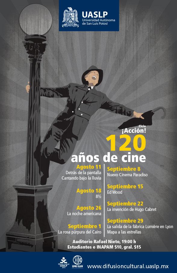 Ciclo 120 años de Cine