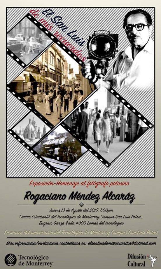 Exposición homenaje Rogaciano Méndez Alcaraz