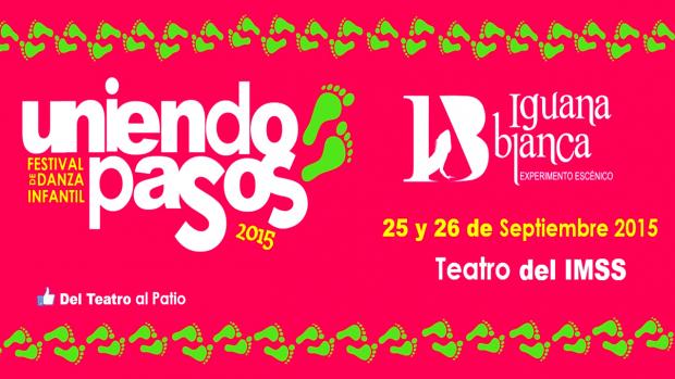 Festiva del Danza Infantil Uniendo Pasos 2015