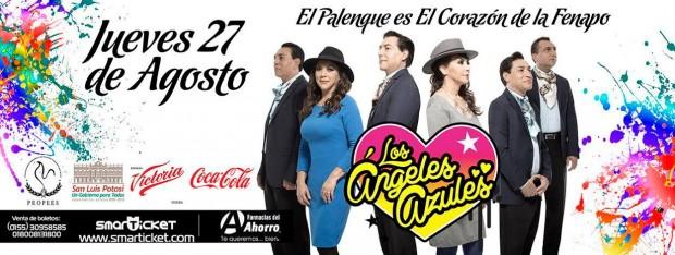 Los Angeles Azules Palenque