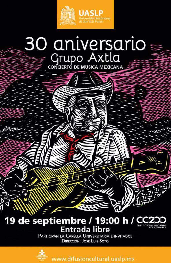 30 Aniversario Grupo Axtla