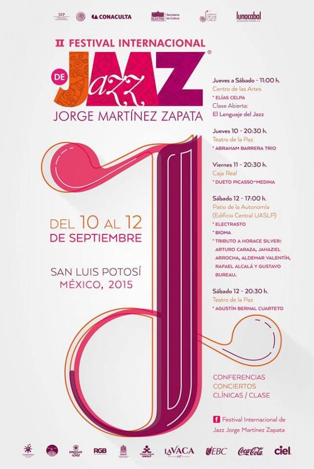 Festival Internacional de Jazz Jorge Martínez Zapata