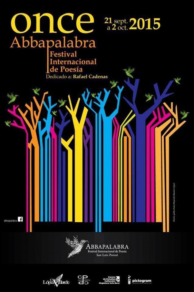 Festival de Posesía Abbapalabra 2015