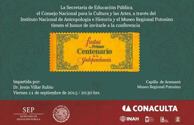 Fiestas del Primer Centenario de la Independencia