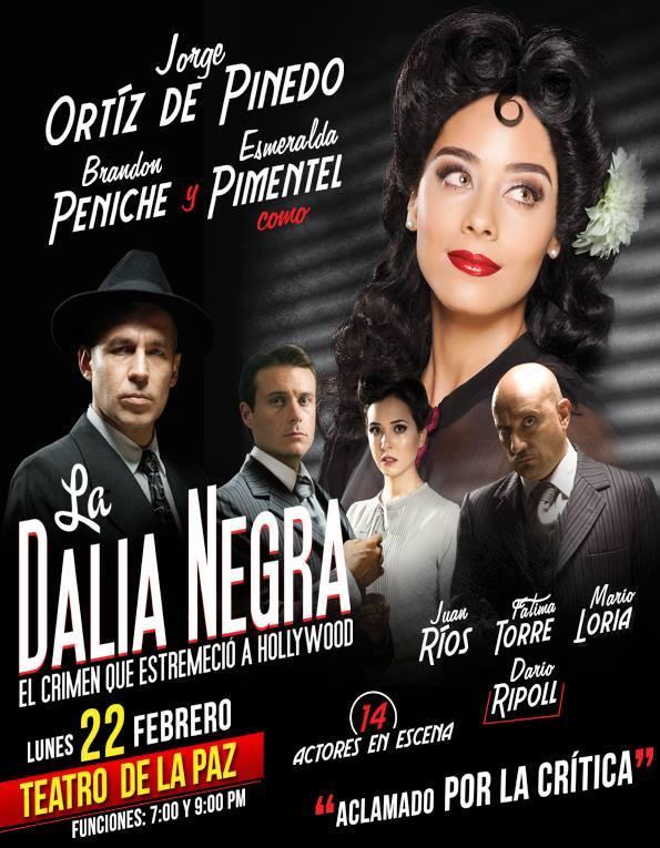 La Dalia Negra en San Luis Potosí