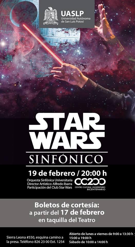 Star Wars Sinfónico